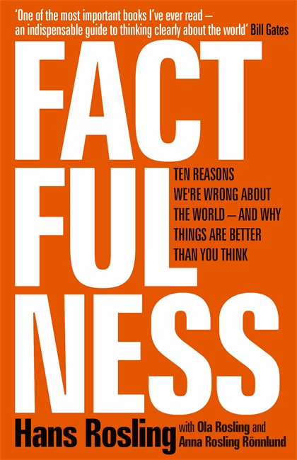 Factfulness - Logos Pathos Ethos